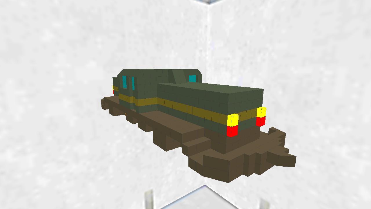 汎用機関車(アプデ記念再投稿)