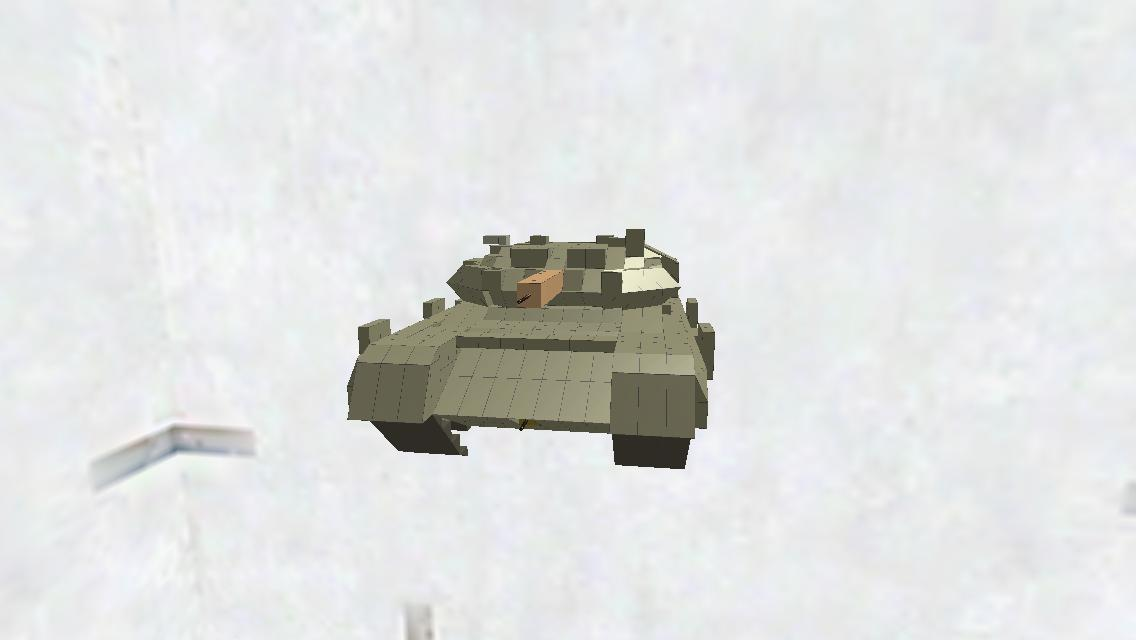 A working tank