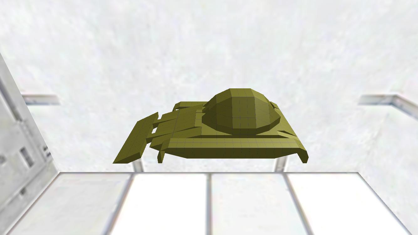 球体固定砲塔