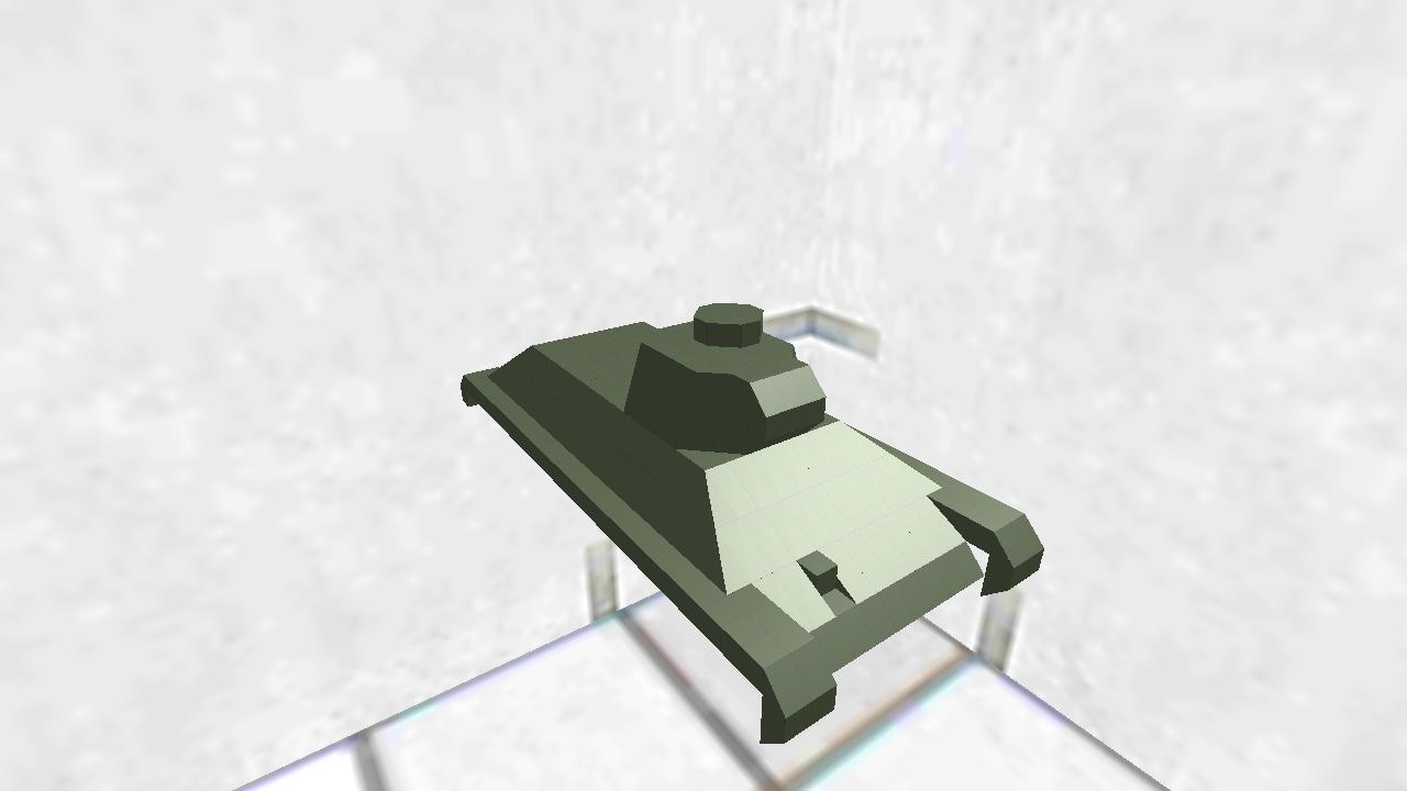中戦車型車輌 無料版