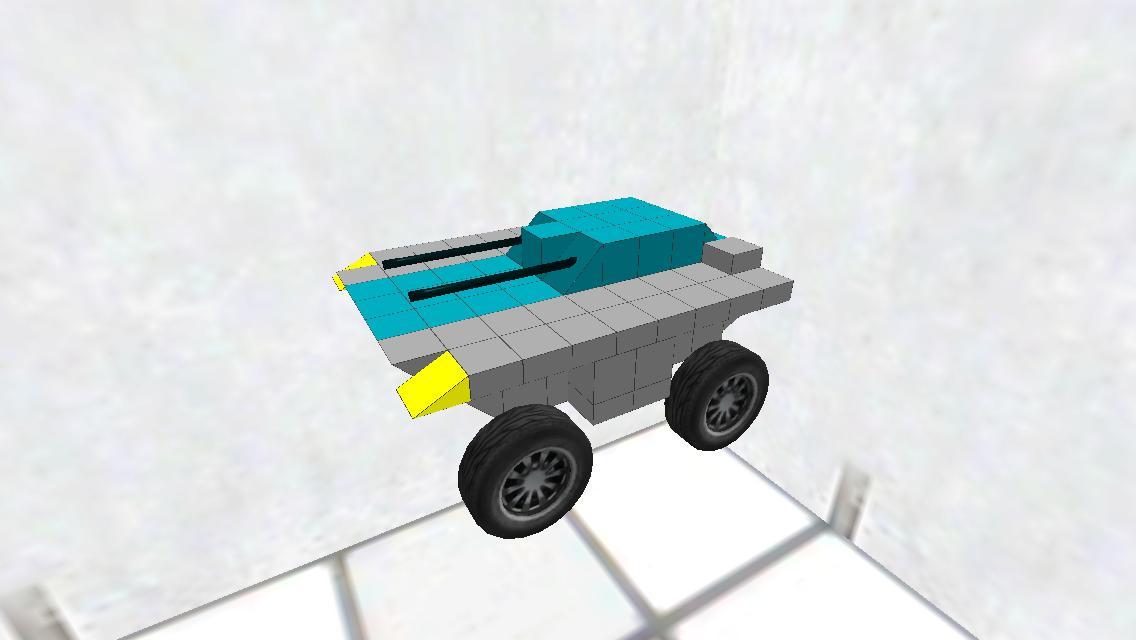 試作装甲車