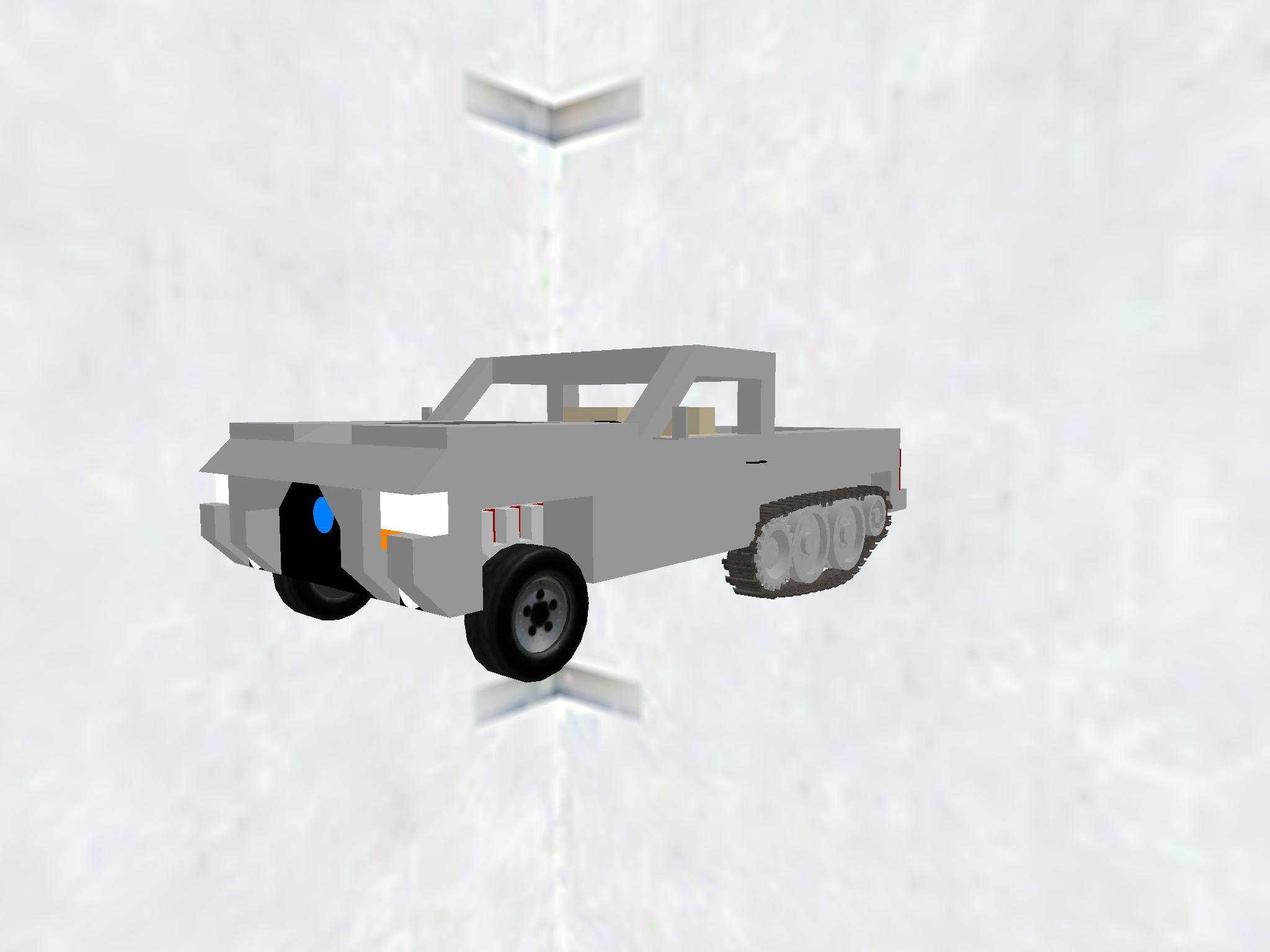 Hyper GR4T V8 Half Track