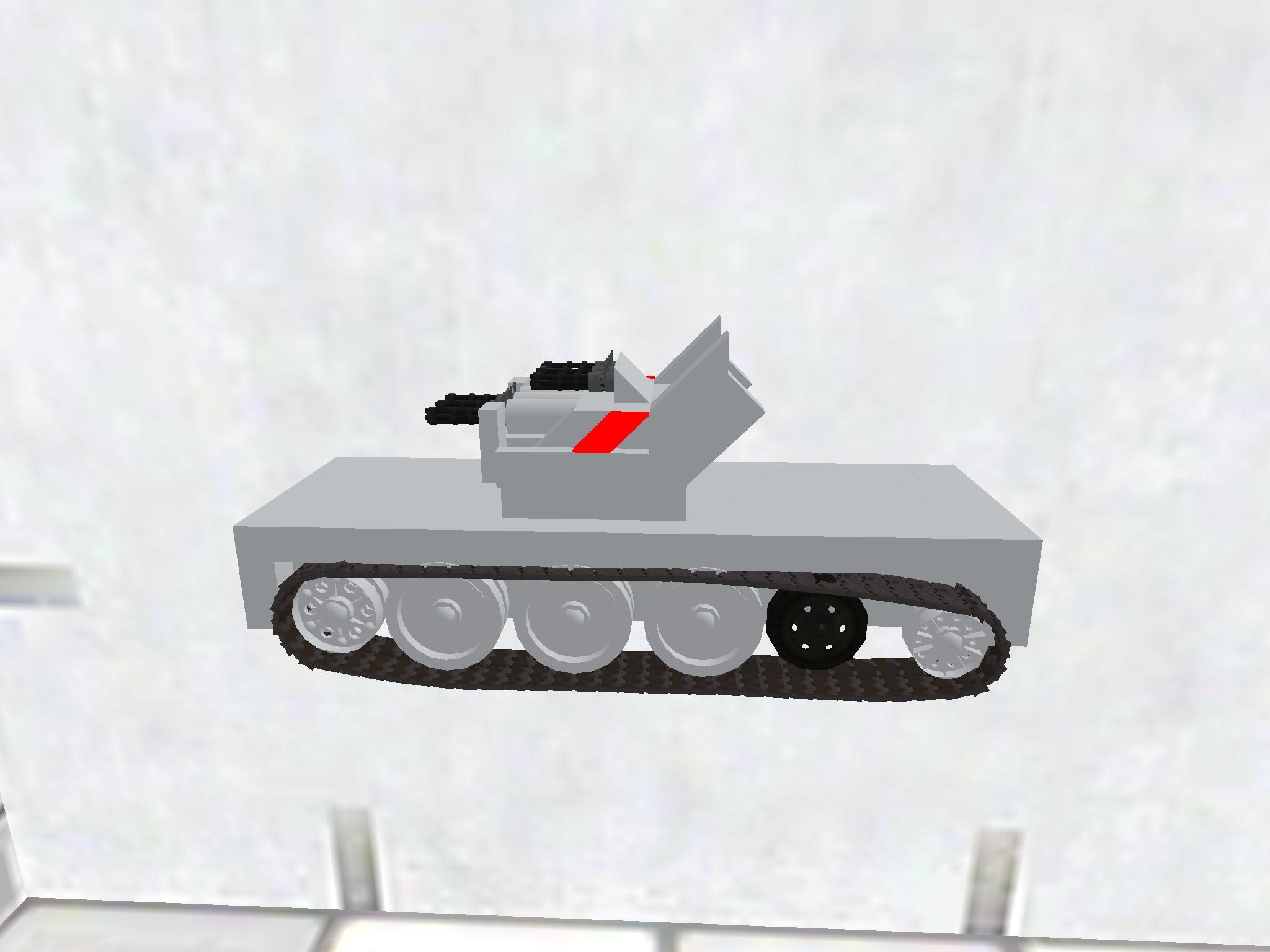 Mega shot tank