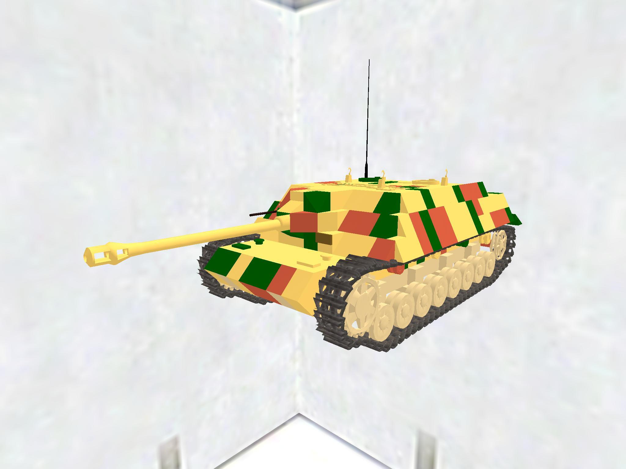 Sd.Kfz.132 Jagdpanzer IV