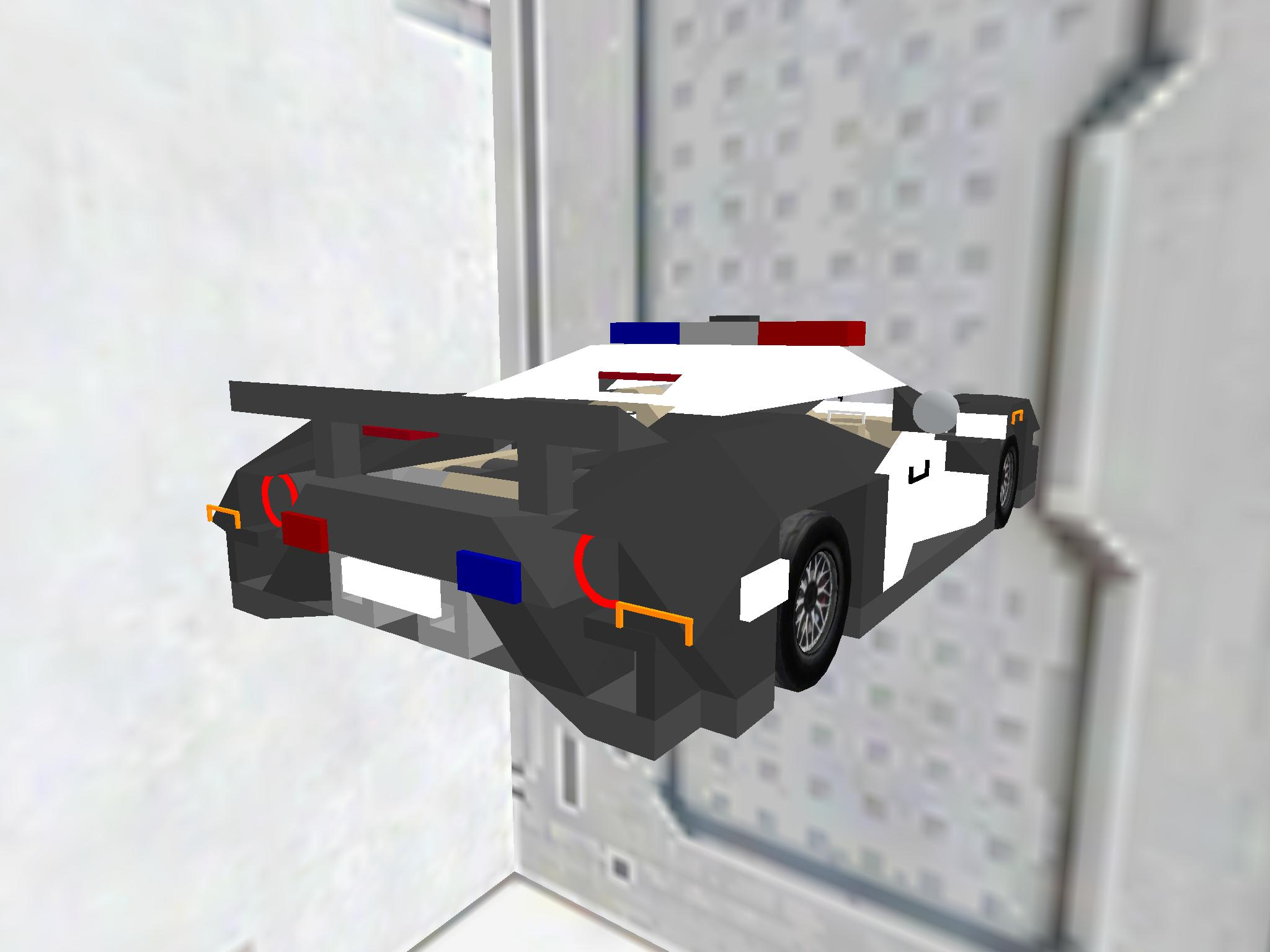 Ln-620 POLICE INTERCEPTOR