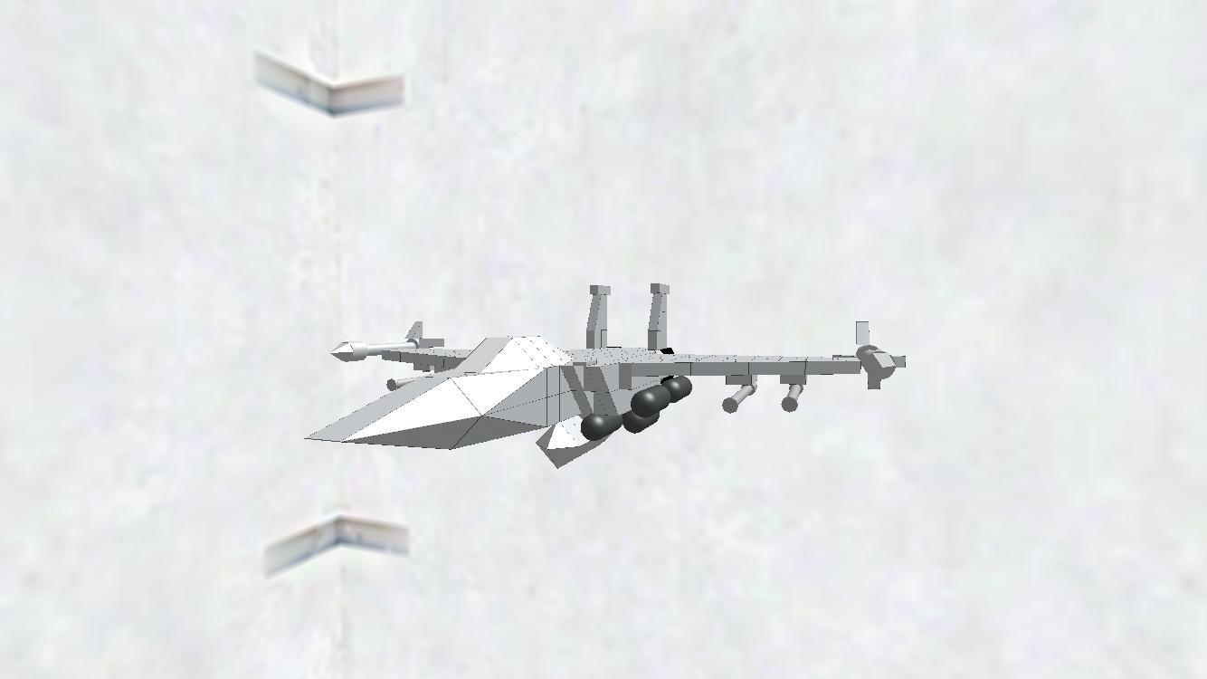 F-15A イーグル (対地攻撃用イーグル)