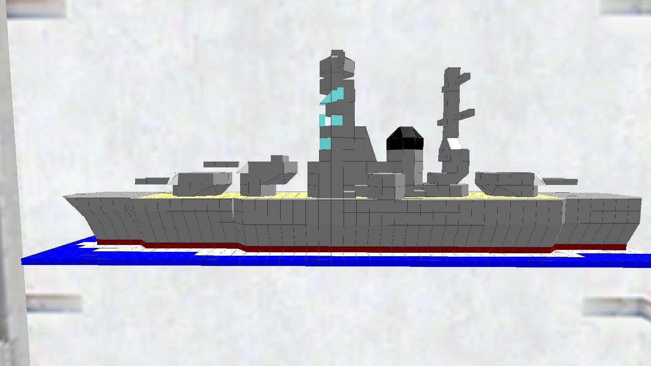 戦艦 無料モデル