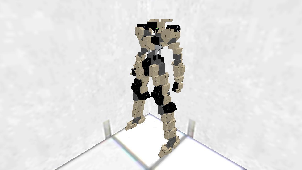 BNG AFD-01 ZENOGAIL(指揮官機)