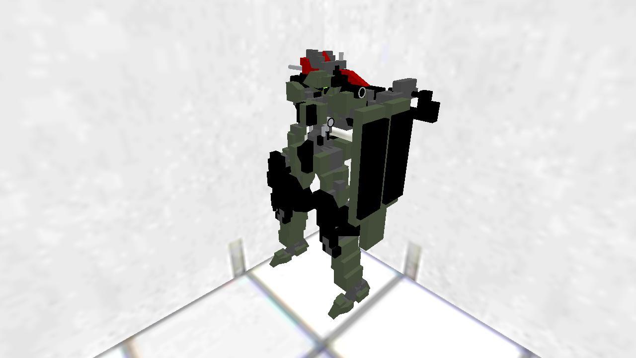 MD DF-01K 雷電