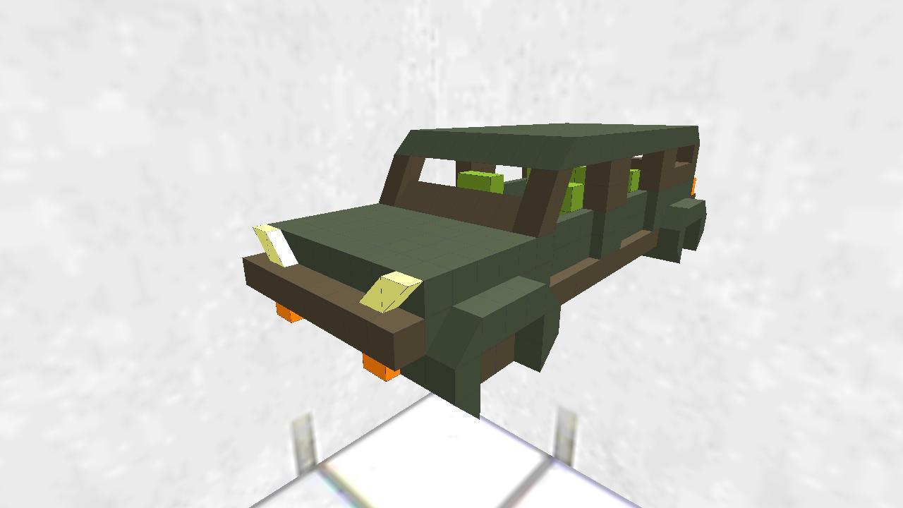 軍用型自動車 3型