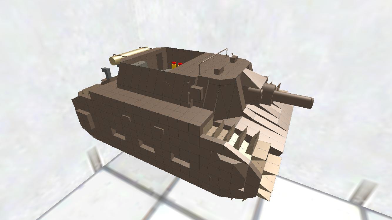 トルメキア軍の自走砲 ディティールちょいアップ版