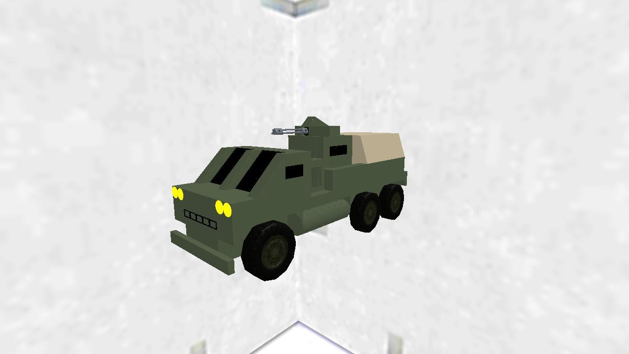MPUV armed transport