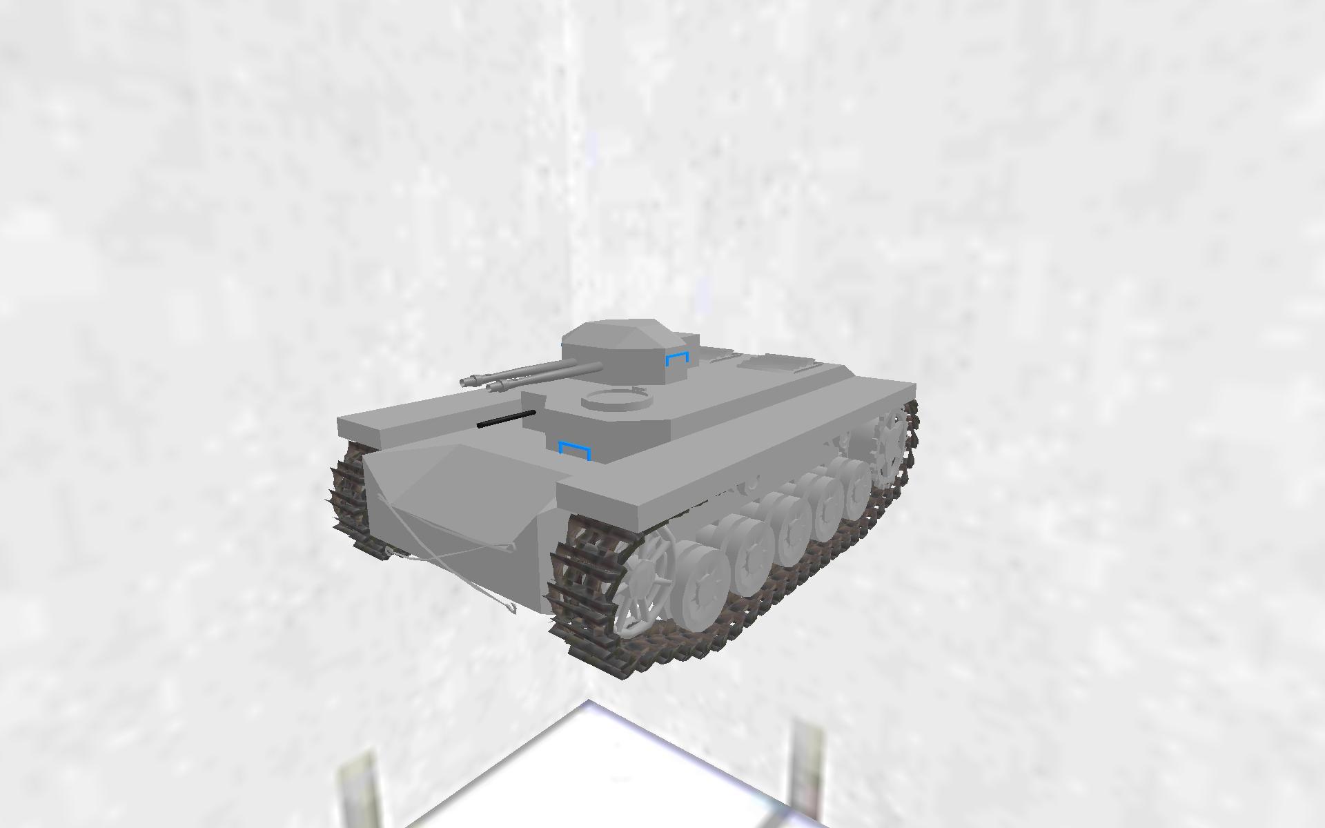 マイ軽戦車
