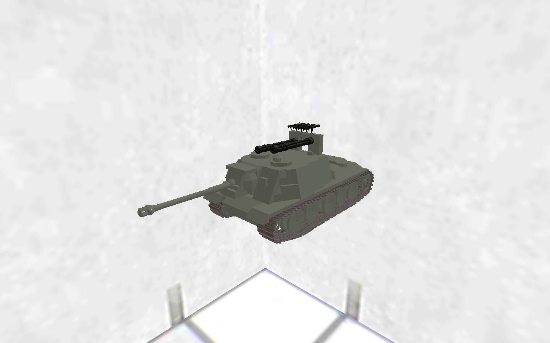 ISU-152 KATYUSHA TURRET