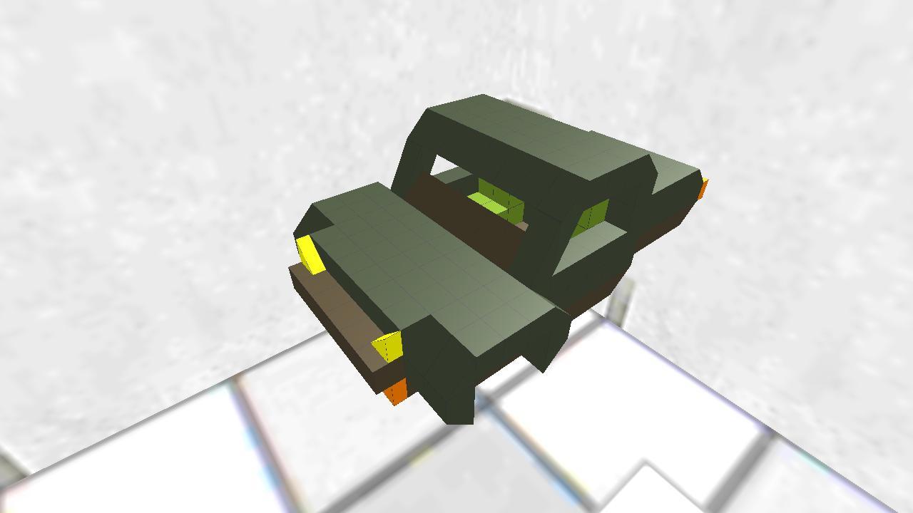 三輪車 1型