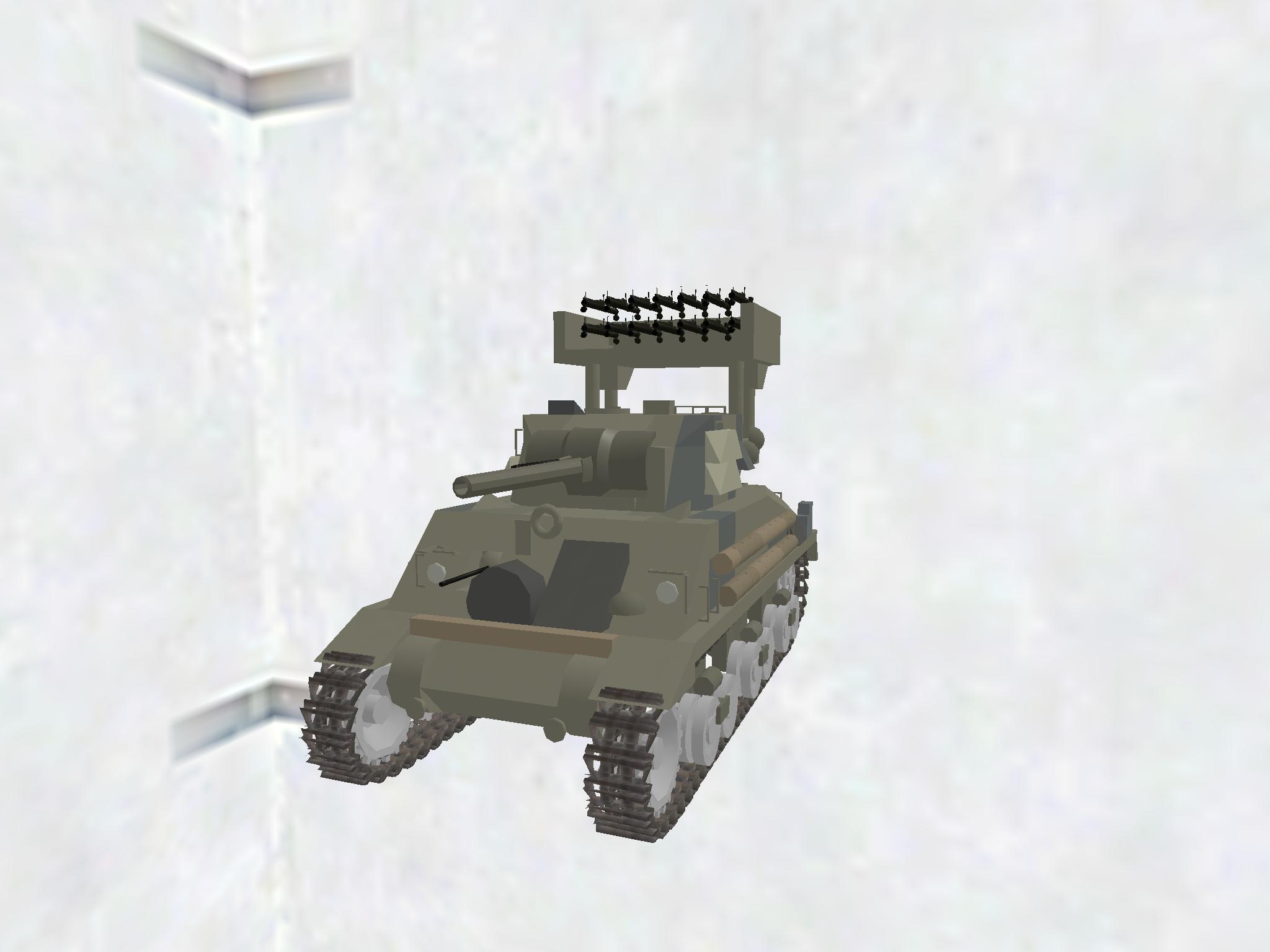 M4A3E8 カリオペ
