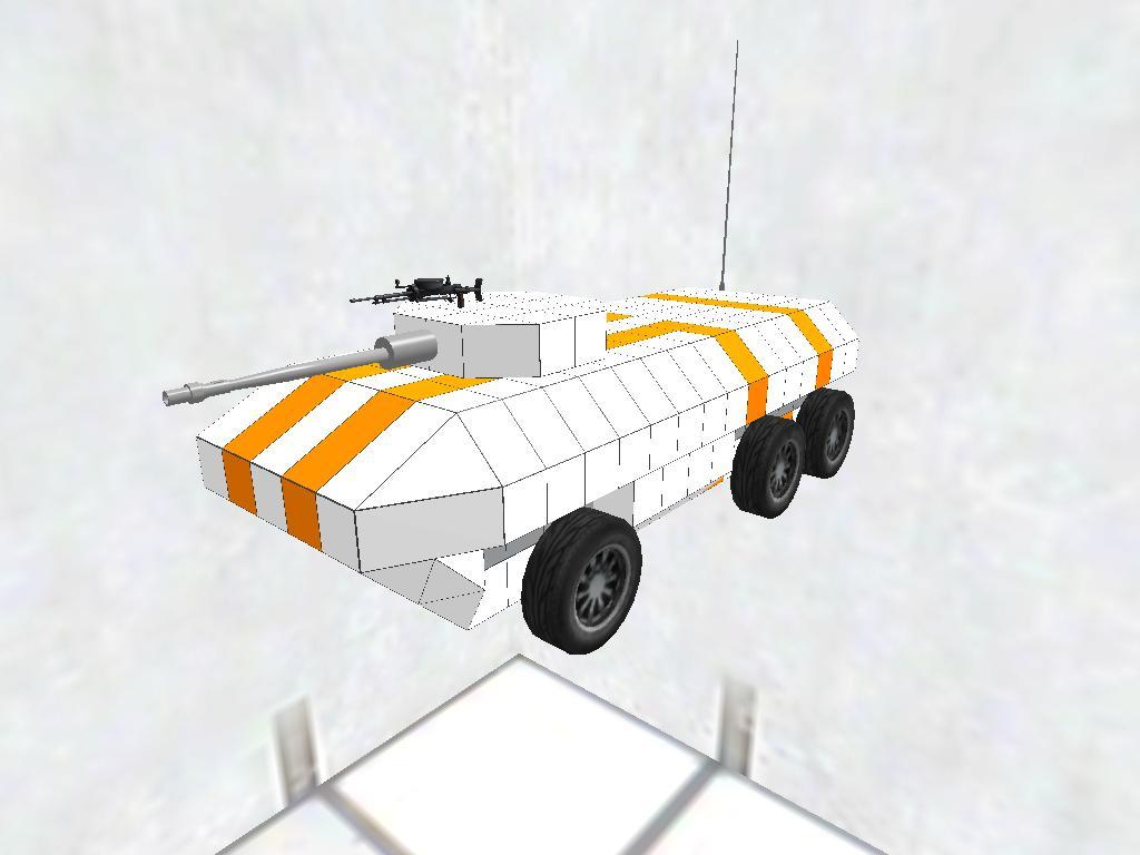 Federation Light Tank