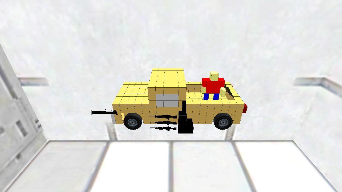 モンスターカー
