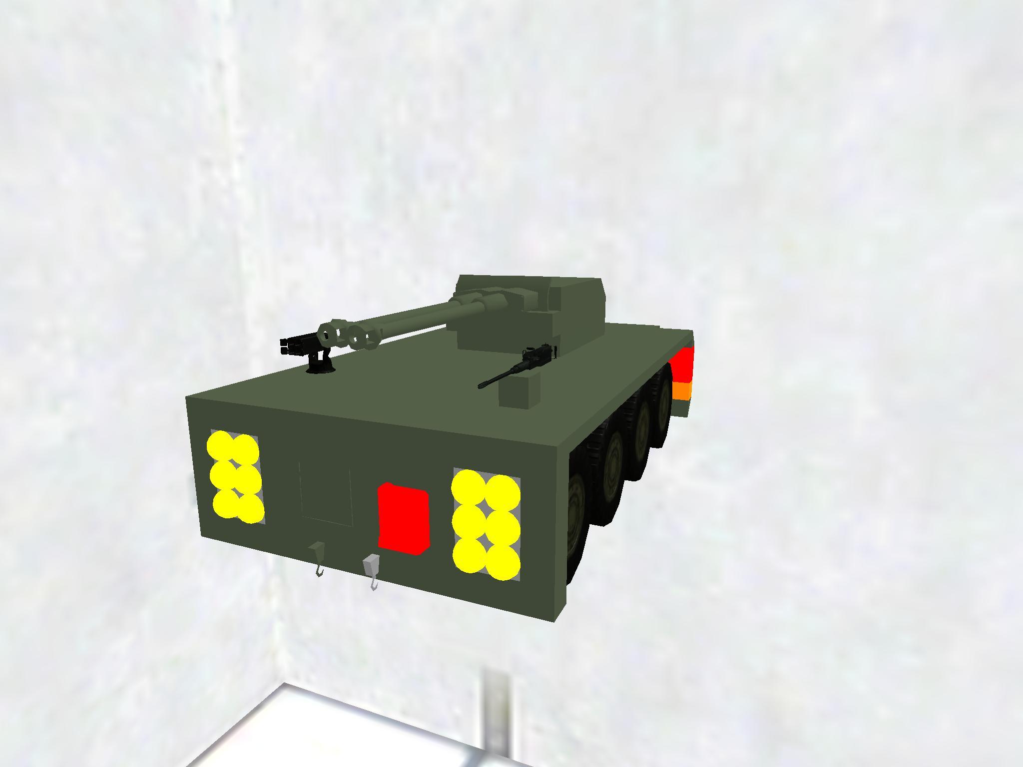 PanzerWagen P-100