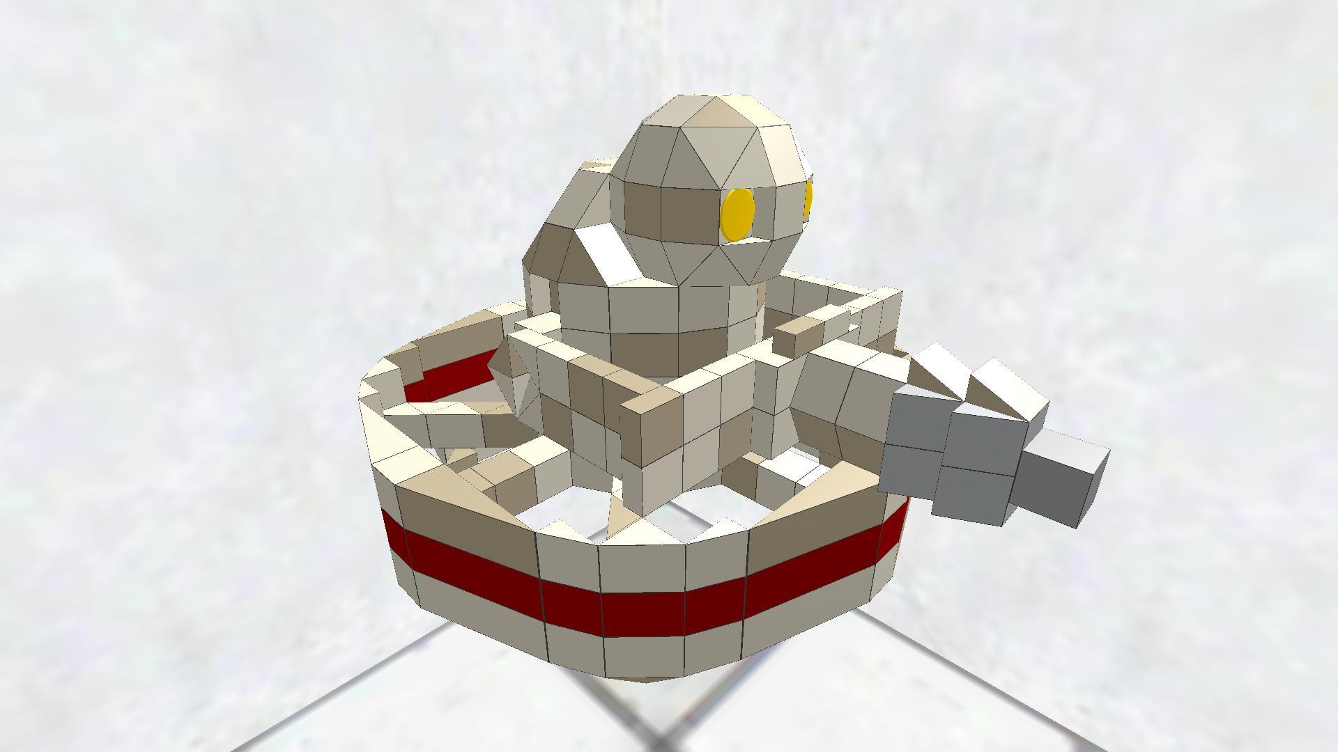 NieR:Automata 小型飛行体