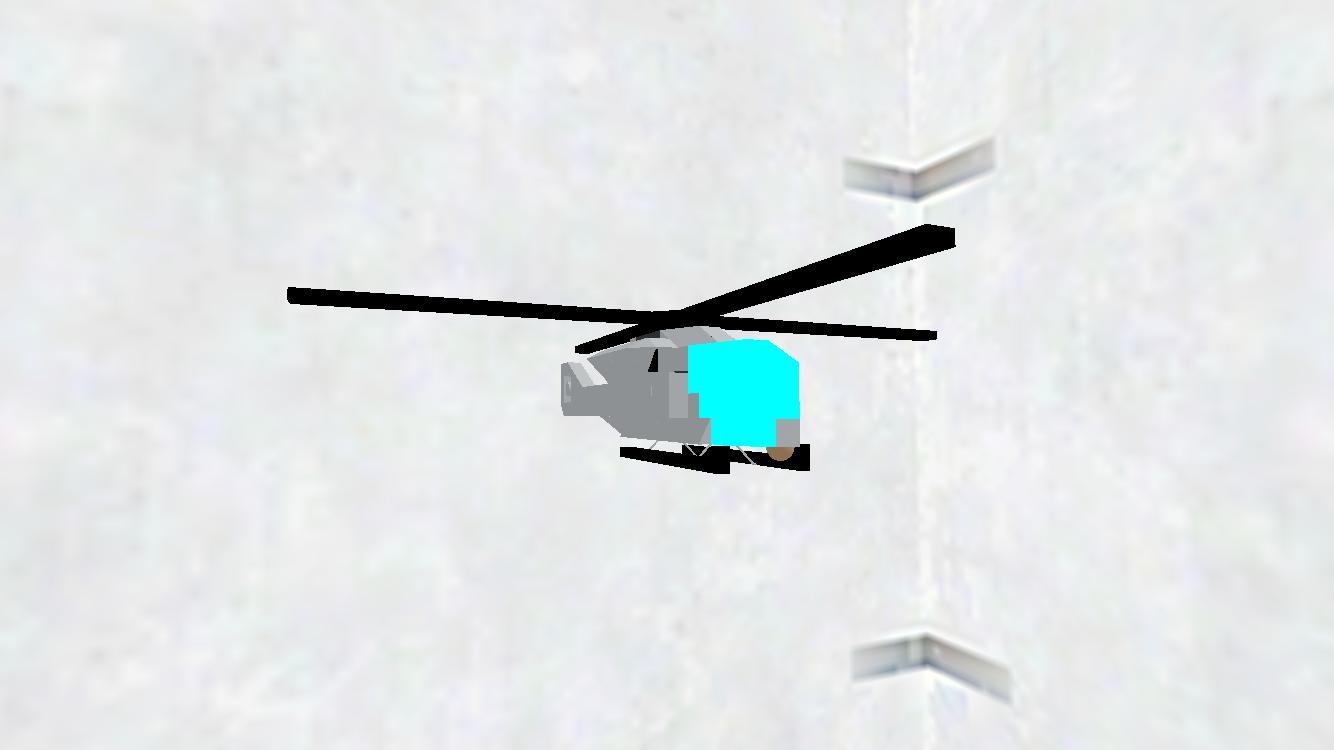 建造物観光用ヘリコプター