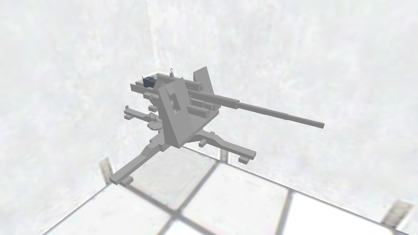 88mm 高射砲 flak36 シールド付き