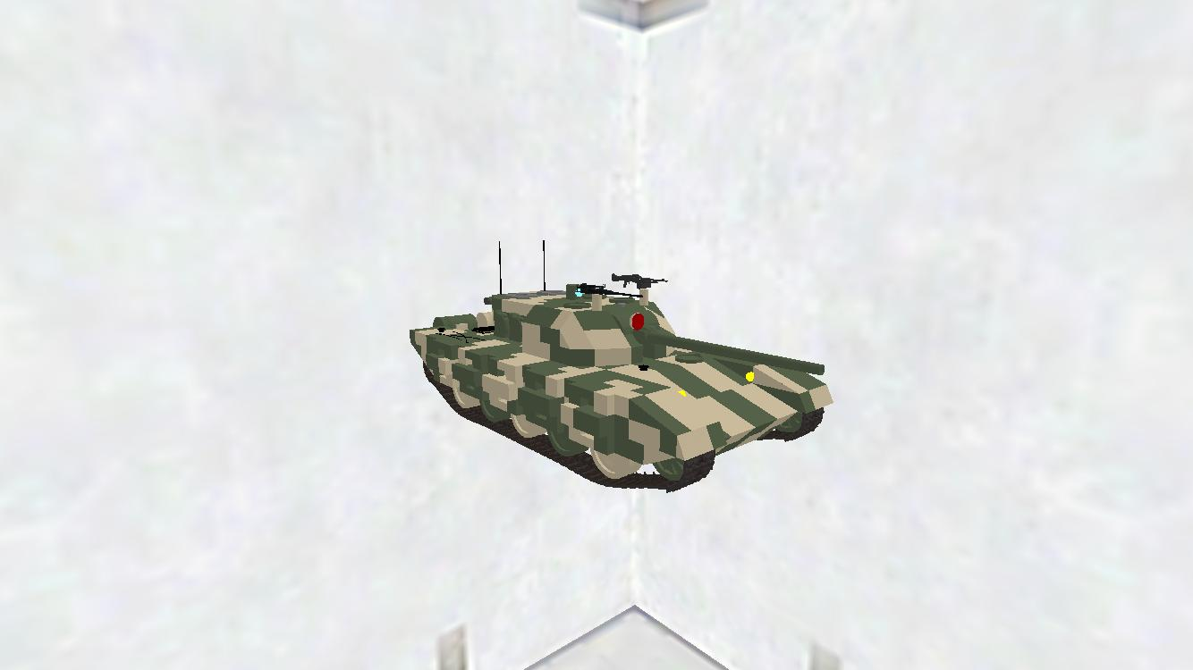 MBT Panther Mk. II