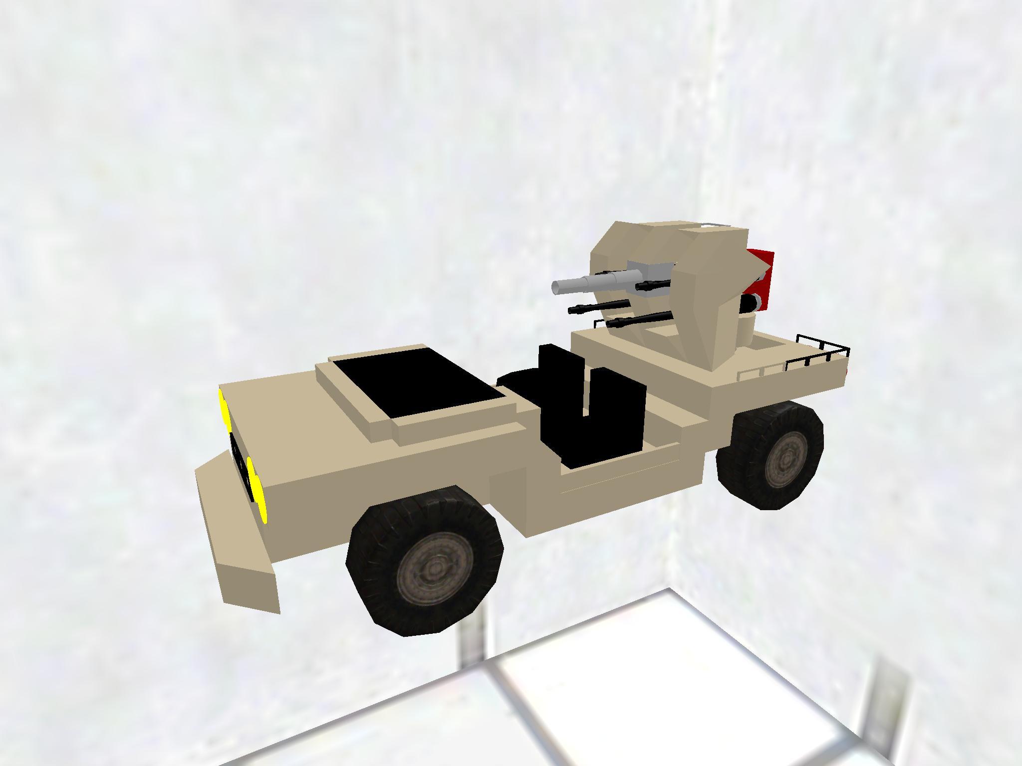 Jeep /w [2x2 20mm AA]