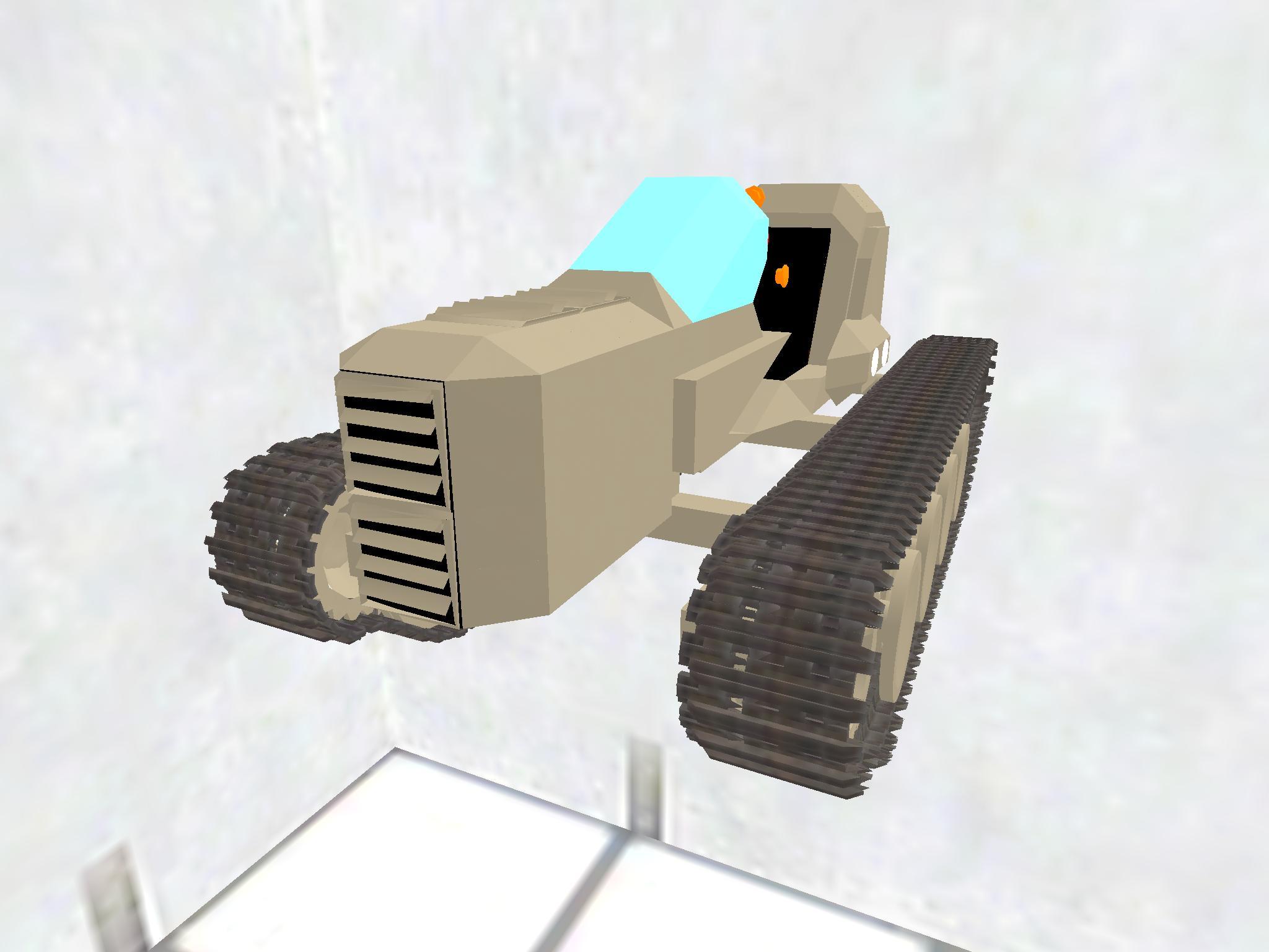 トラクター改