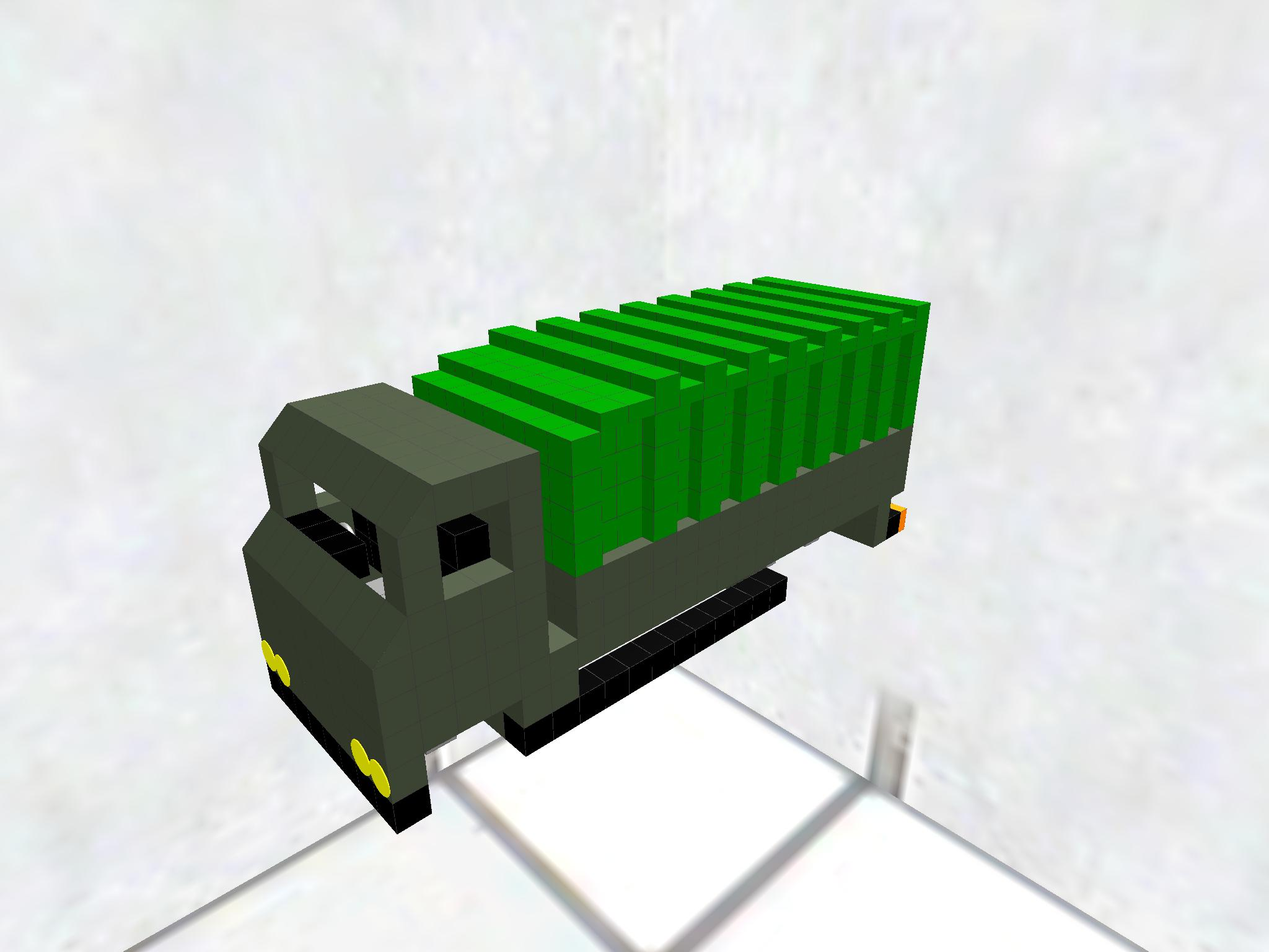 PMF military truck type3