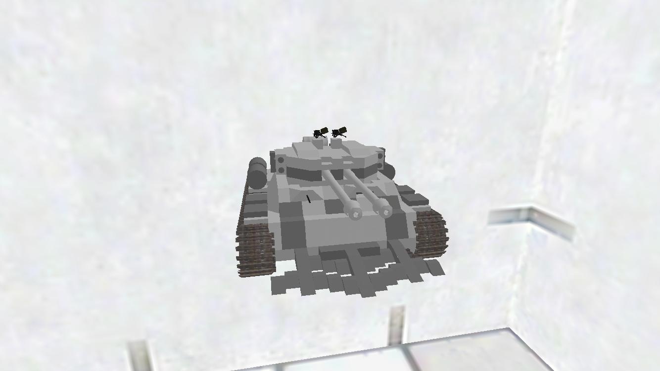 Apocalypse tank