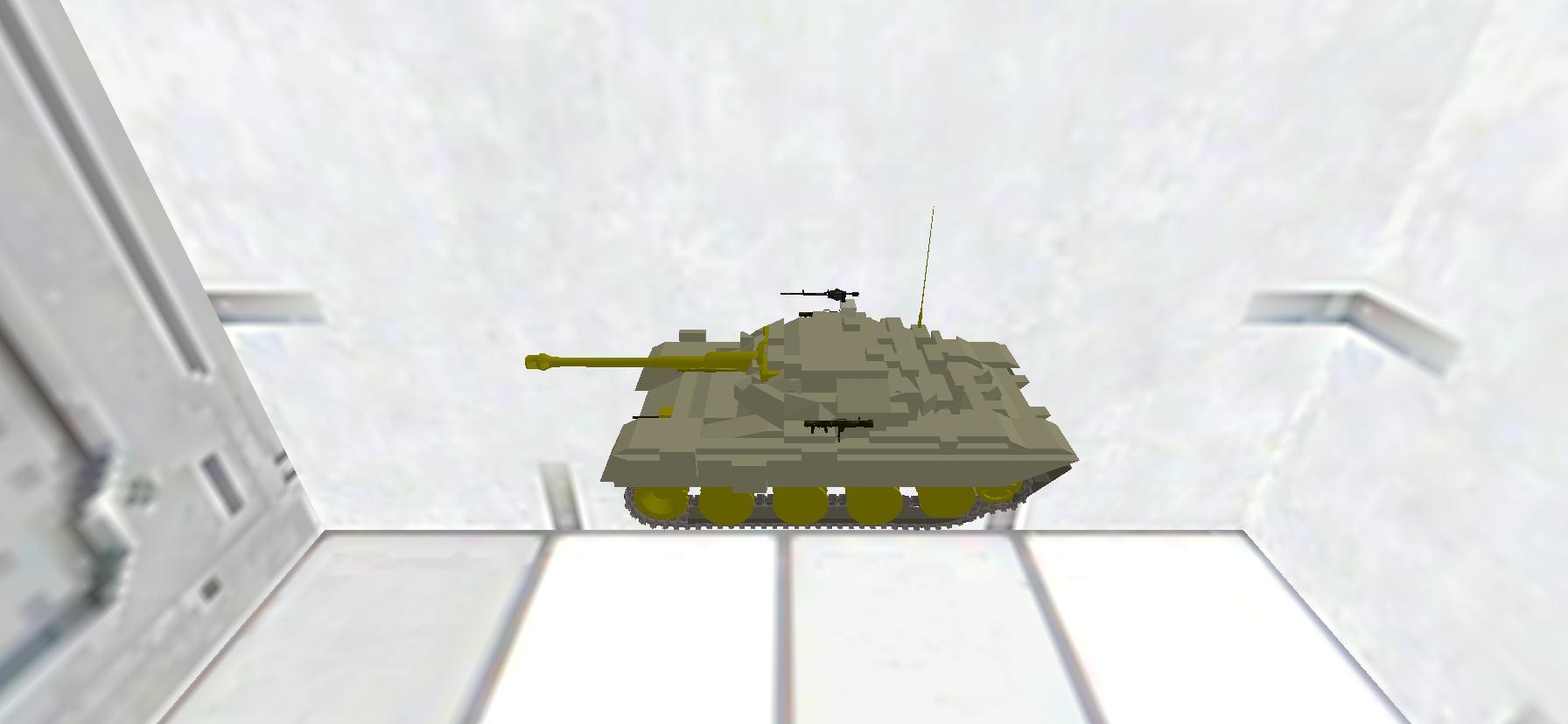 T-90A  改造版