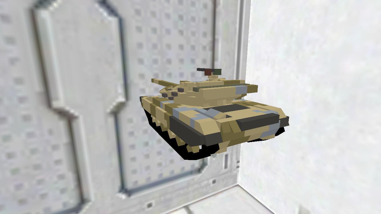 T-64BV 砂漠迷彩