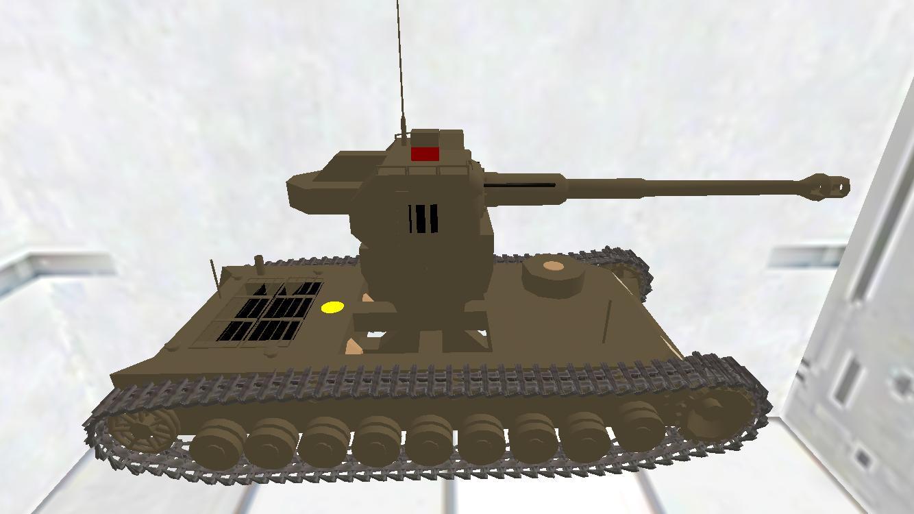 対戦車無人警備車