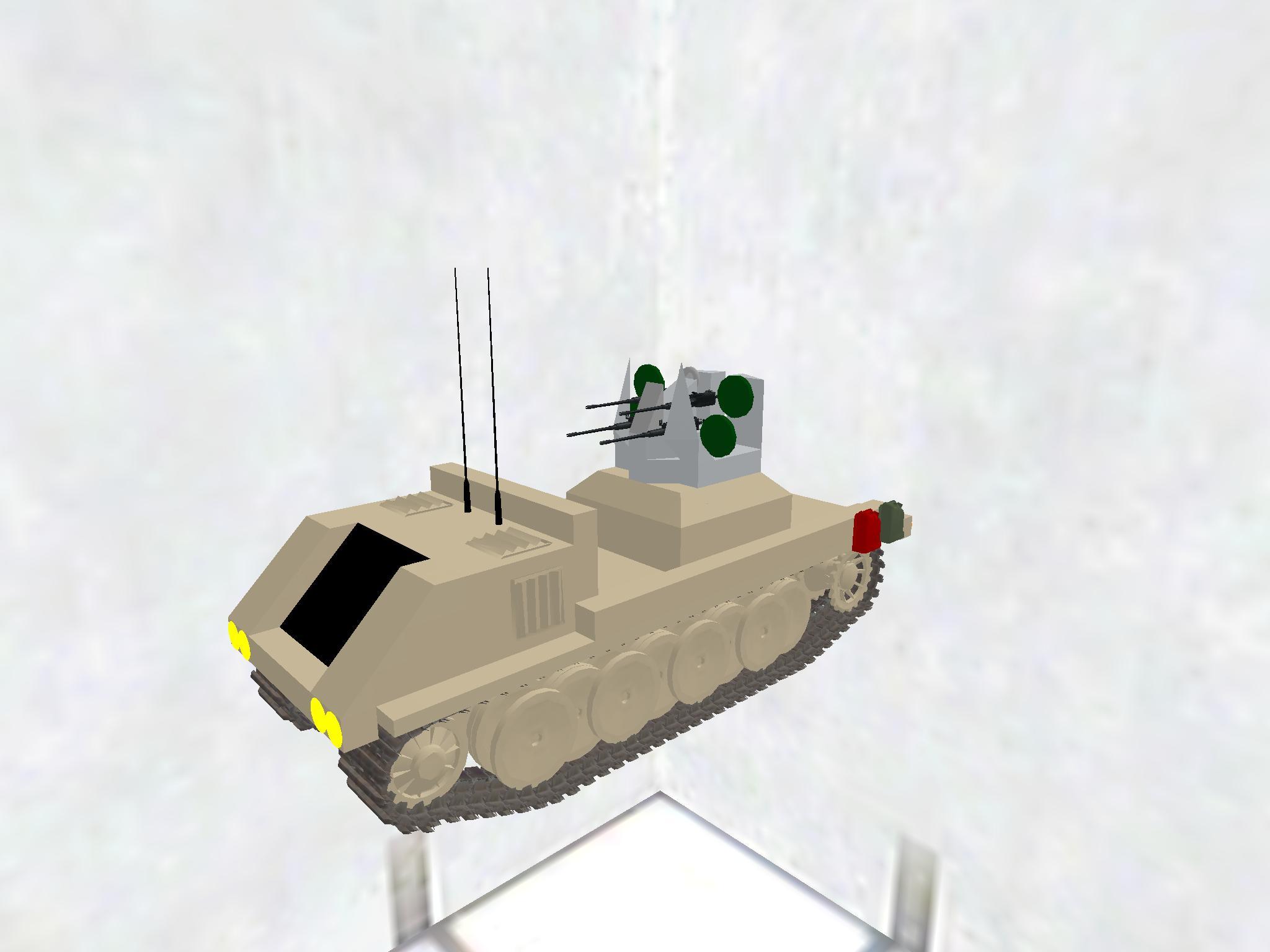 4x1 HMG truck