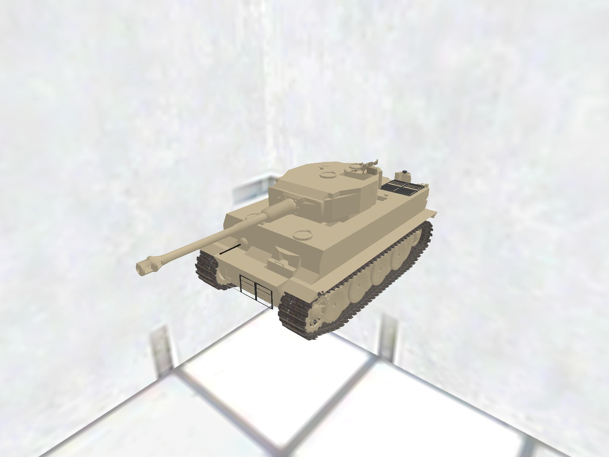 Tiger 121