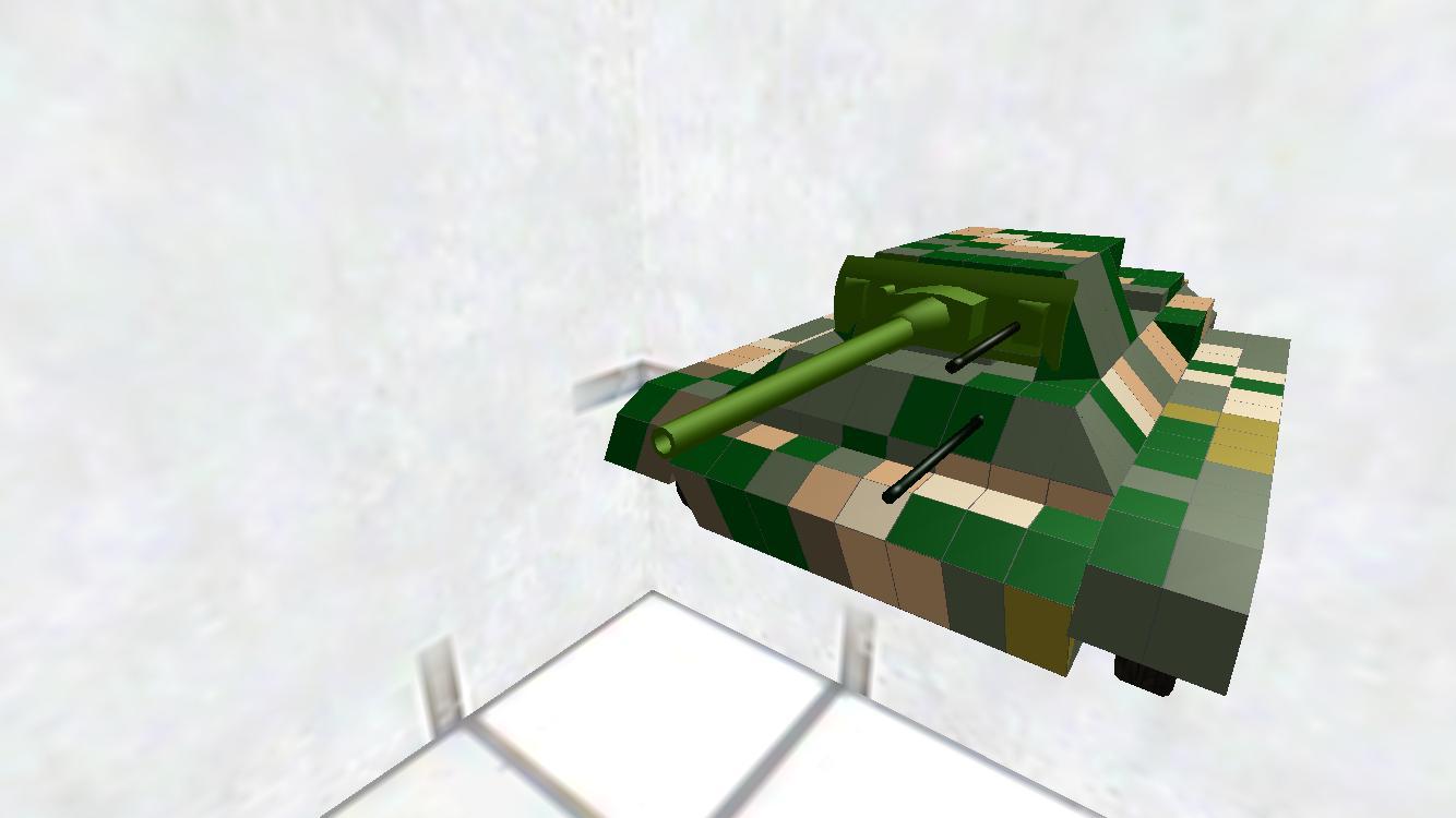 大野獣帝国 810式軽戦車