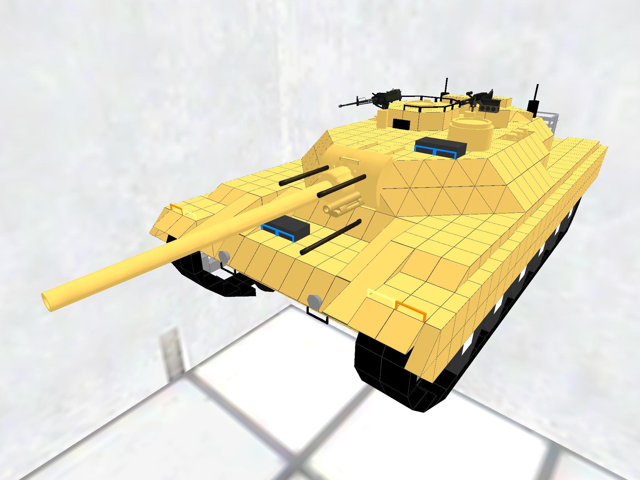 Type22 MBT(22式主力戦車)