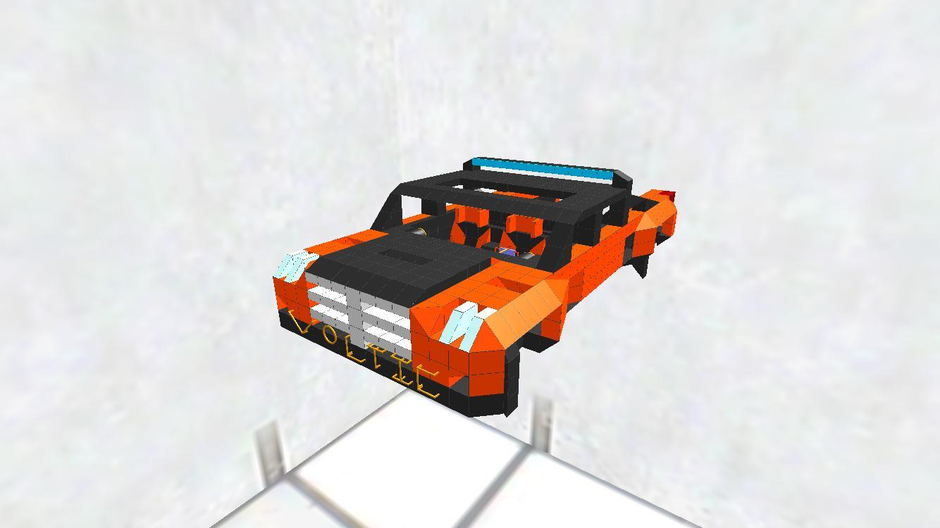 Voltic V 250 4x4 6.4L V8 BAJA