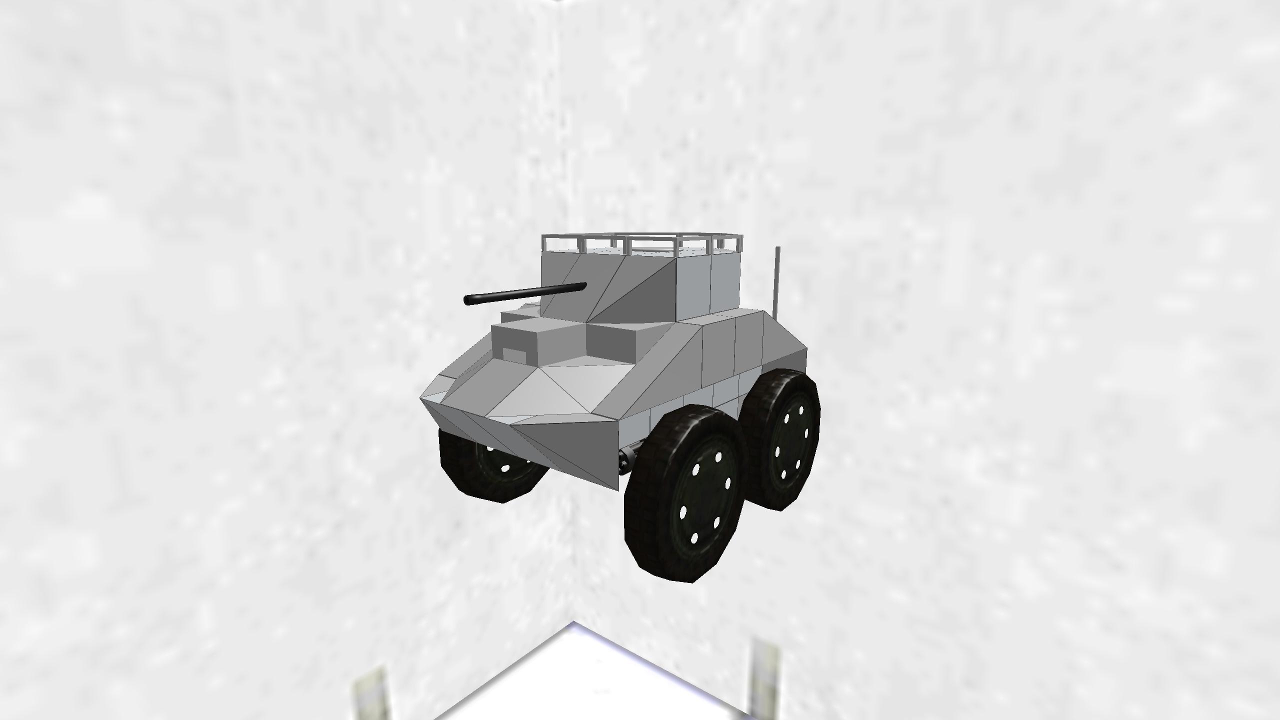 11式装甲車