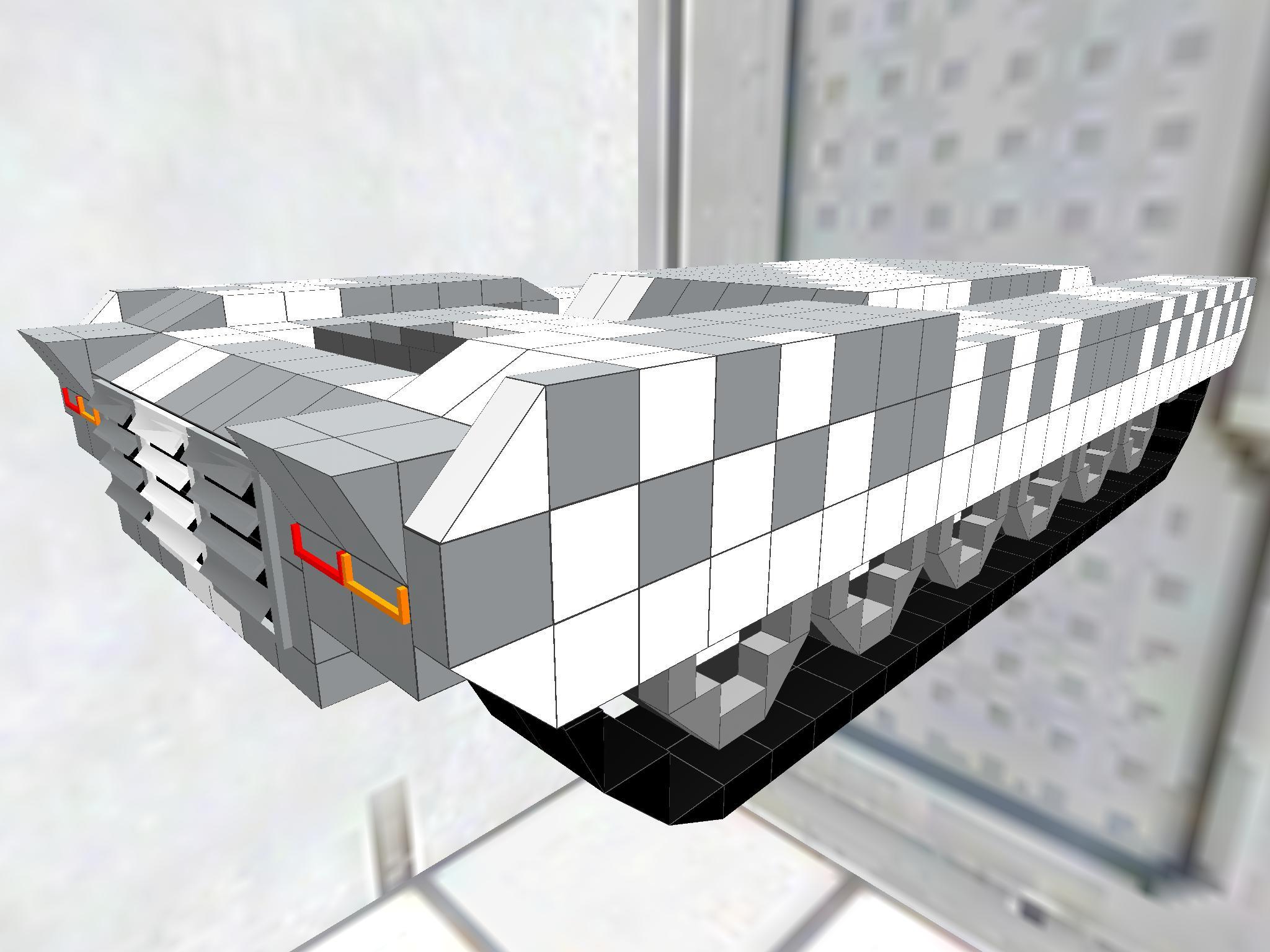Type22 MBTの車体?ver2