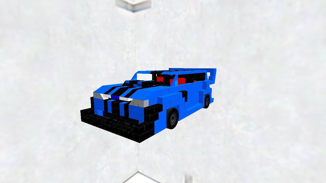 Inpreza WRX GRB Rally Spotser