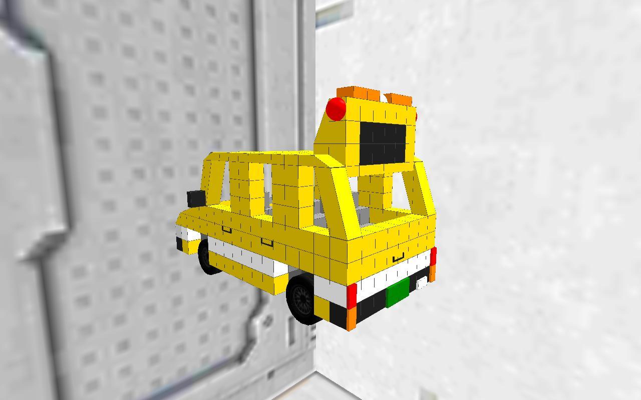 道路パトロールカー