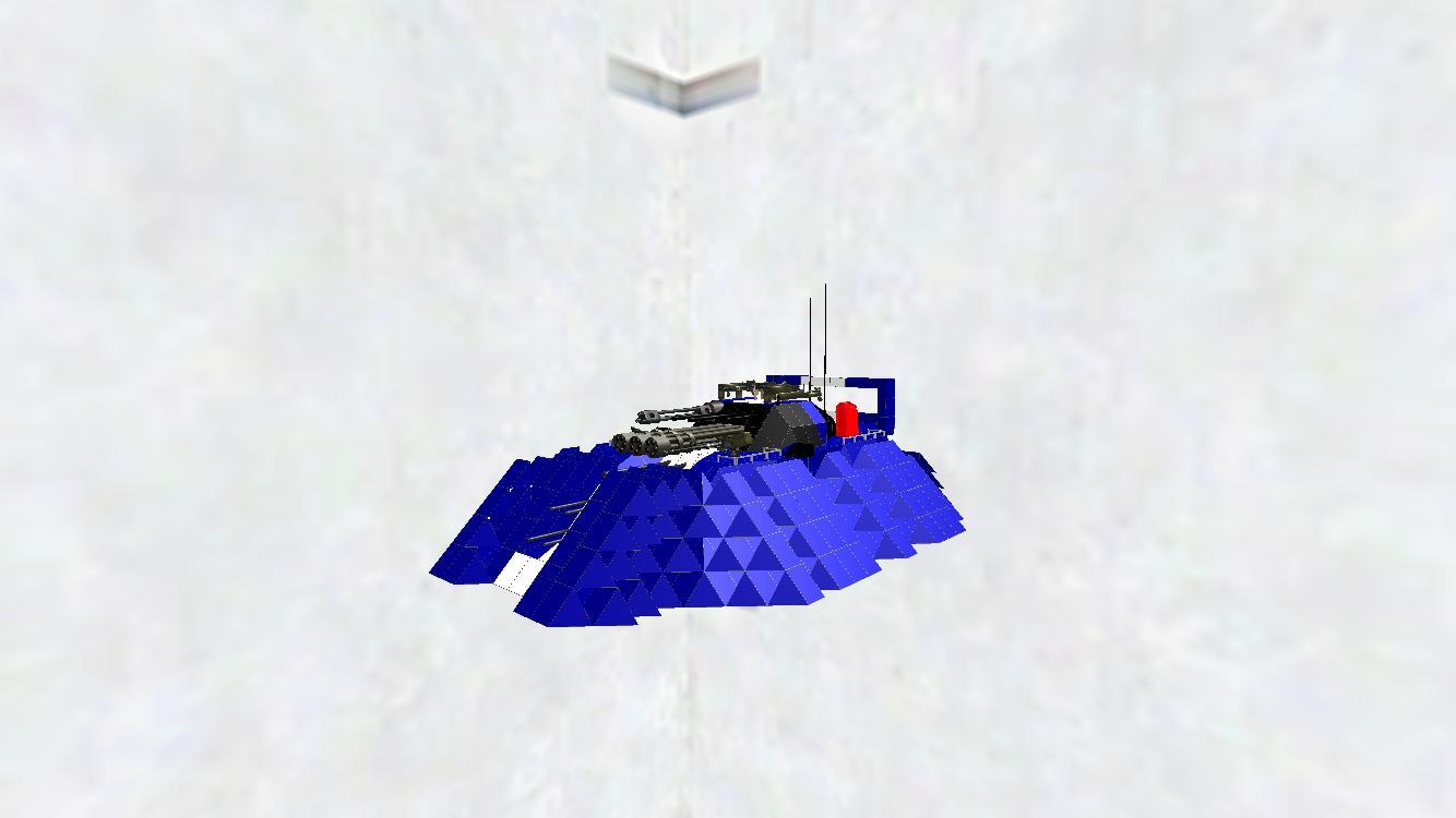 Dark blue Corvette of death