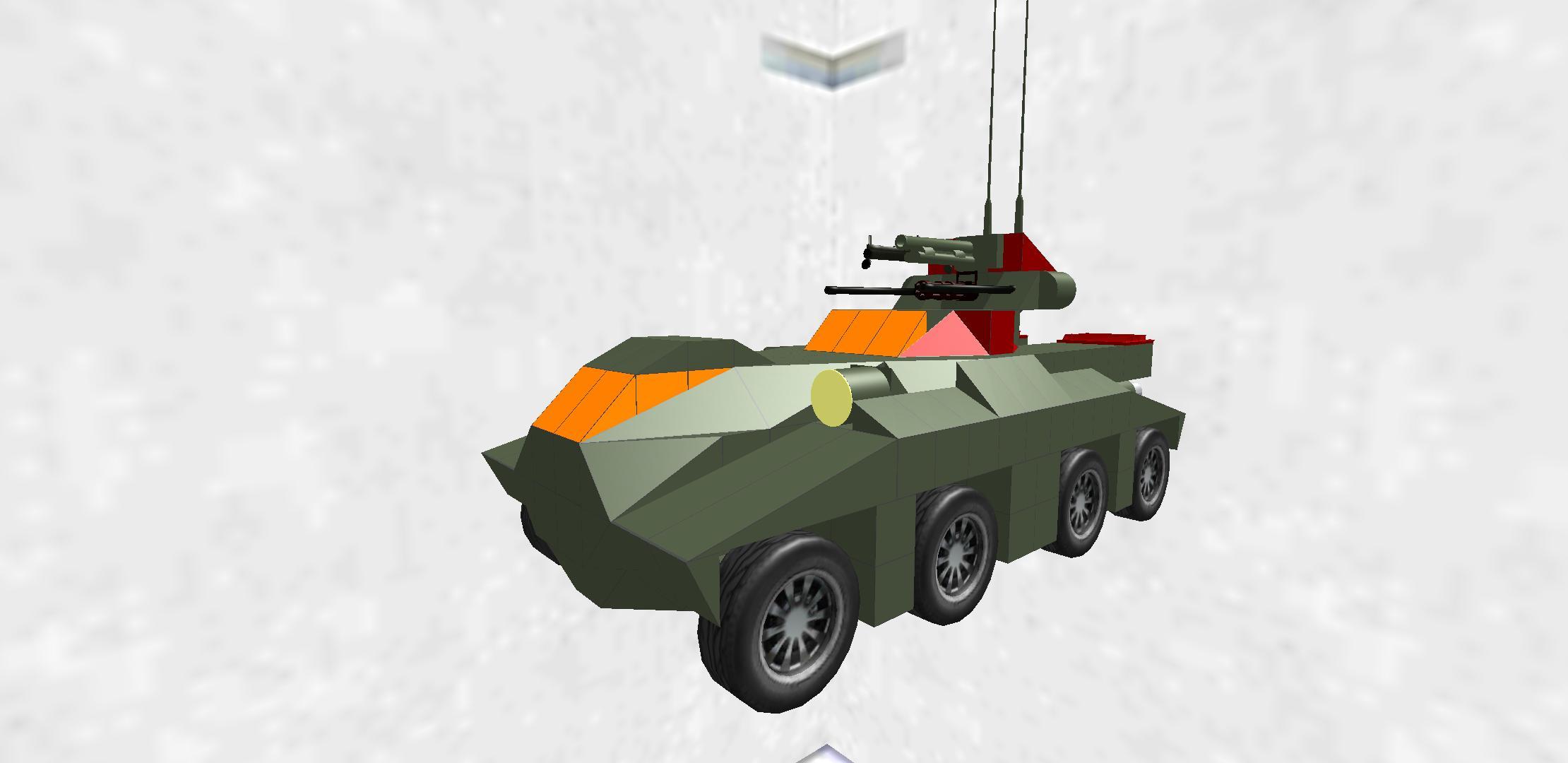 Level 14 Tank