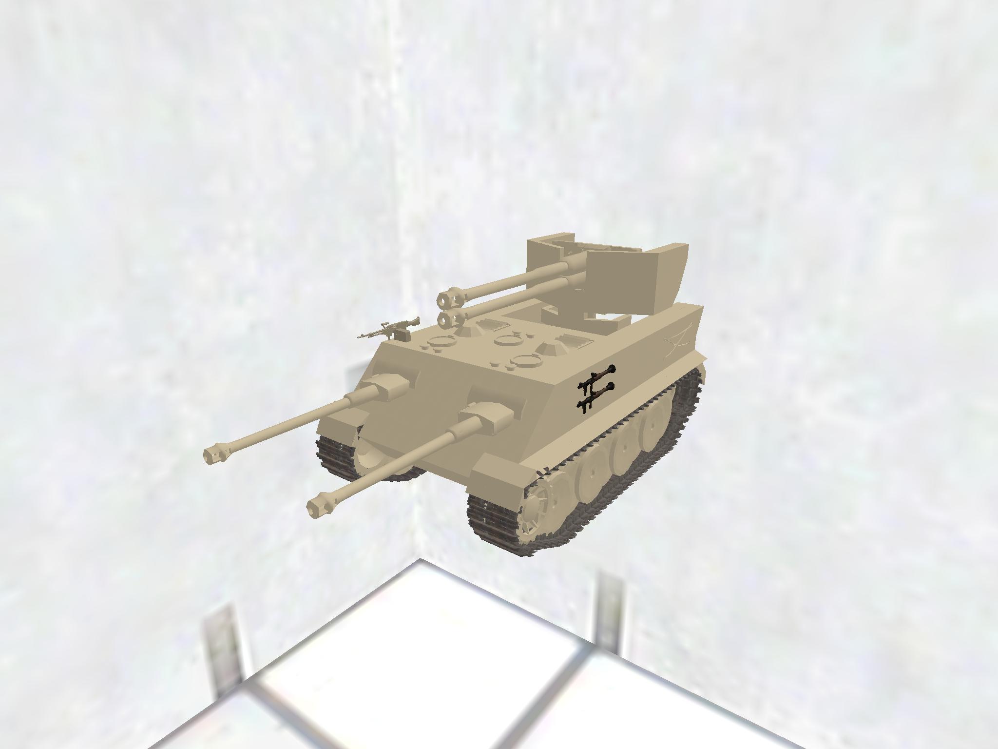 ガチ戦車 滅
