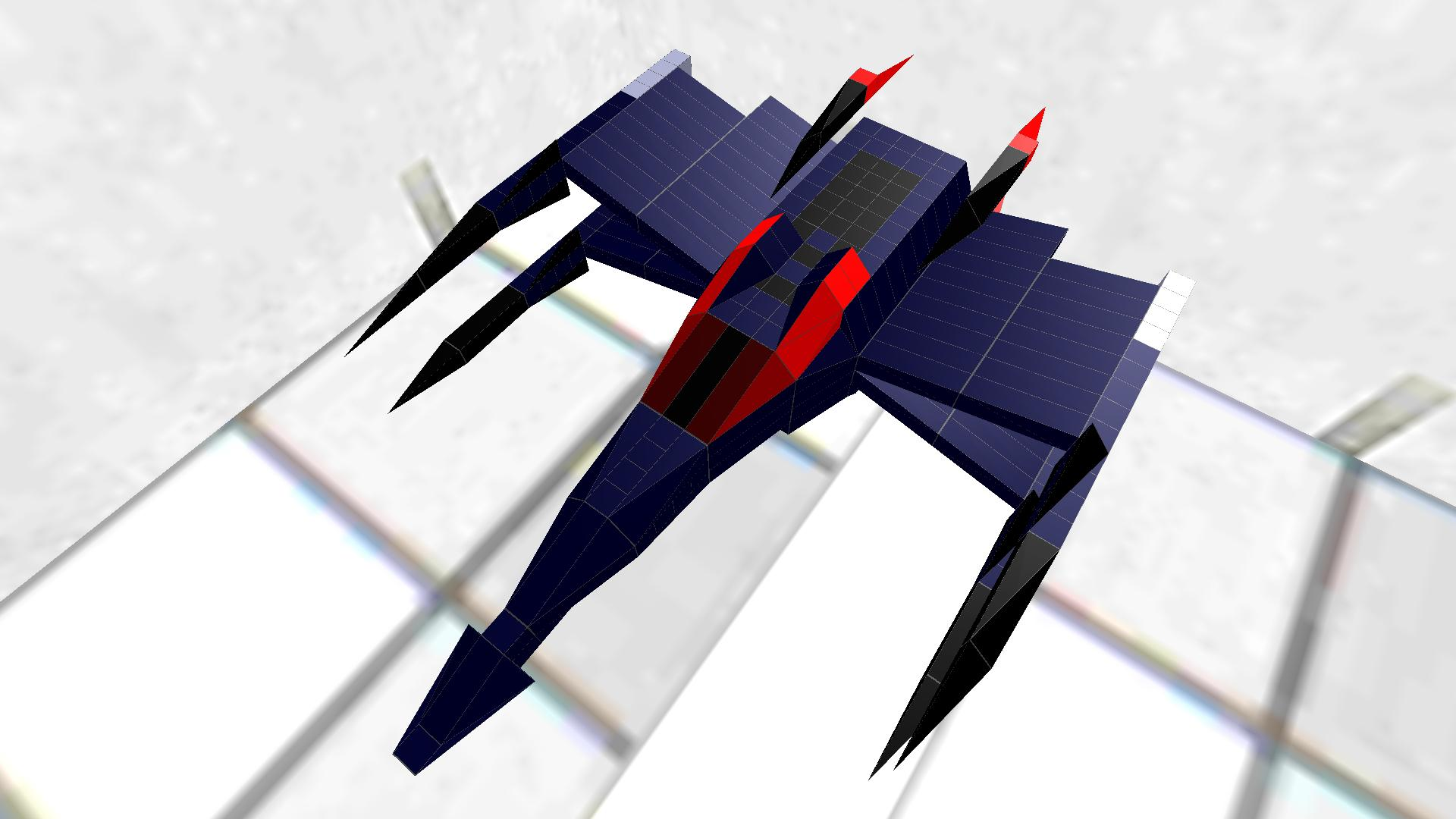 X-wing ナルガクルガ風