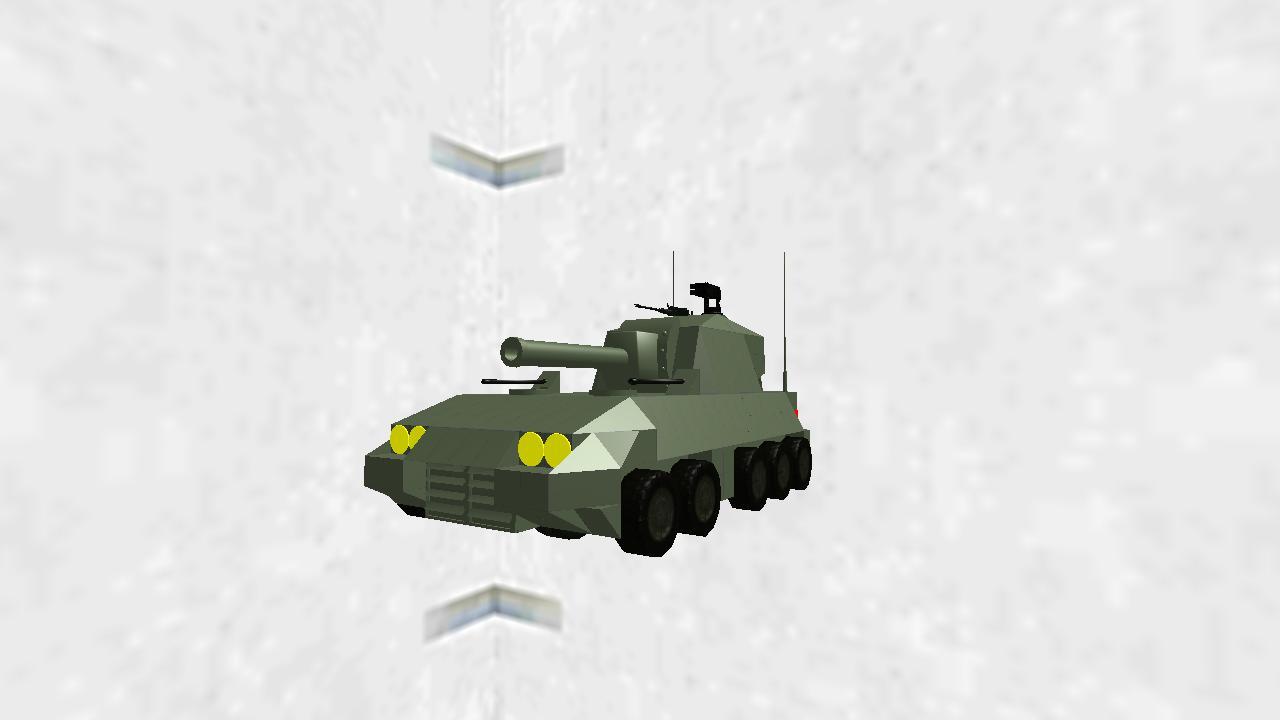 125mm換装車両
