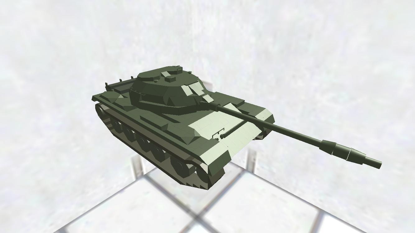 T-54A ディティールちょいアップ版