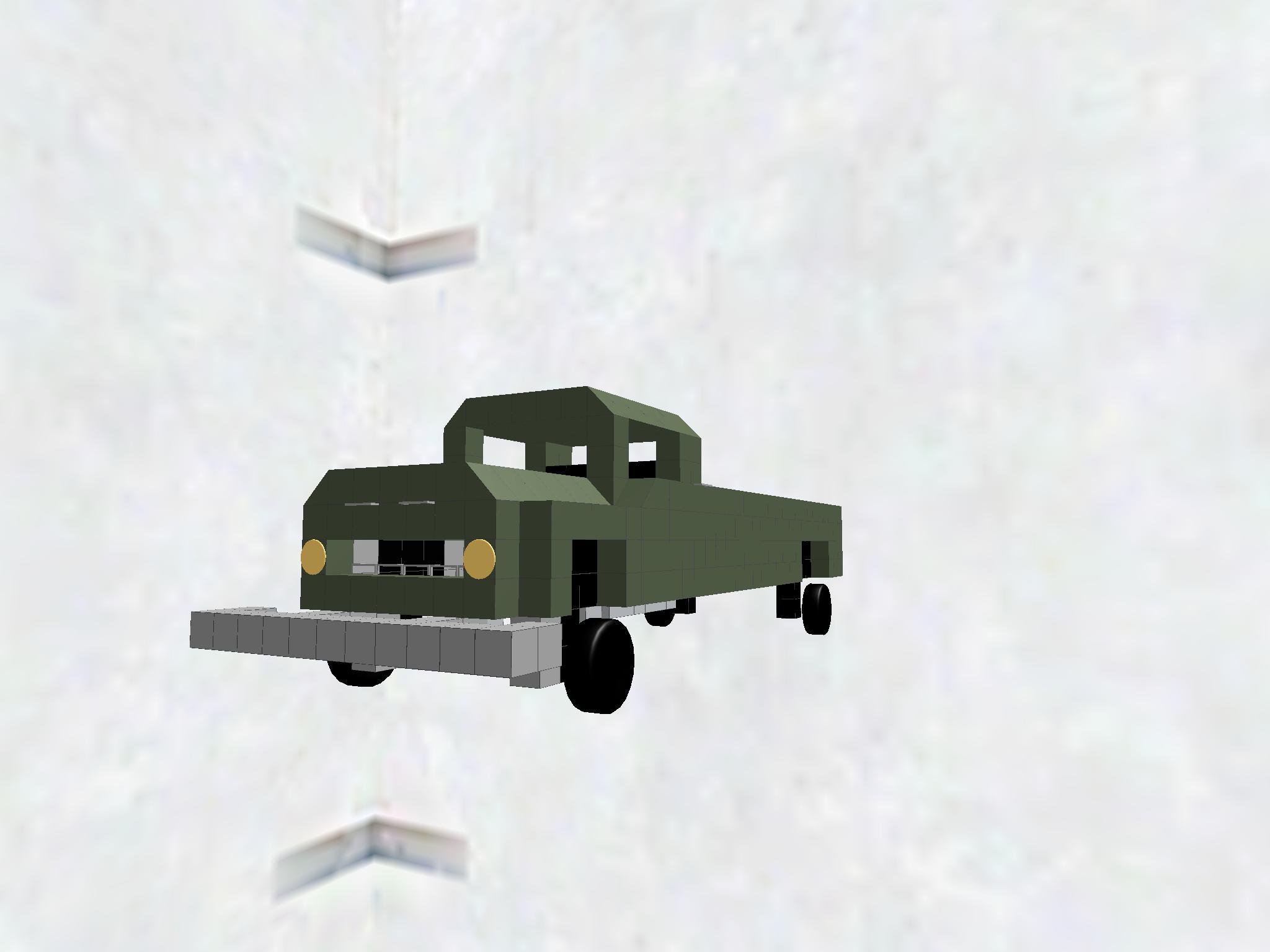 GA型トラック
